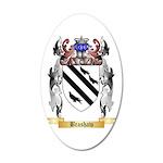 Brashaw 20x12 Oval Wall Decal
