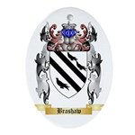 Brashaw Ornament (Oval)