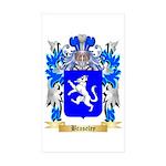 Braseley Sticker (Rectangle 50 pk)
