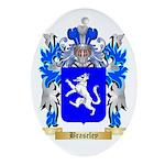 Braseley Ornament (Oval)