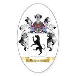 Braquennier Sticker (Oval)