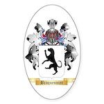 Braquennier Sticker (Oval 50 pk)