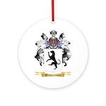 Braquennier Ornament (Round)
