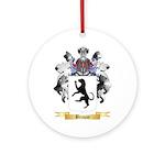 Braque Ornament (Round)