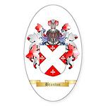 Branton Sticker (Oval 50 pk)
