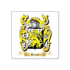 Brantl Square Sticker 3
