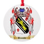 Bransby Round Ornament