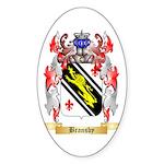 Bransby Sticker (Oval 10 pk)