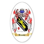 Bransby Sticker (Oval 50 pk)