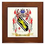 Bransby Framed Tile