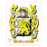 Branno Small Poster