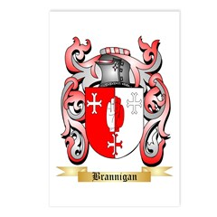 Brannigan Postcards (Package of 8)