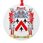 Brannagh Round Ornament