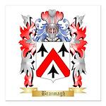 Brannagh Square Car Magnet 3