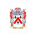 Brannagh Sticker (Rectangle 50 pk)