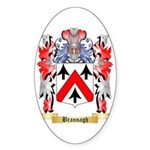 Brannagh Sticker (Oval 50 pk)