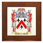Brannagh Framed Tile