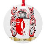 Brangan Round Ornament