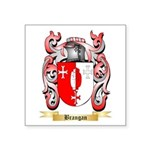 Brangan Square Sticker 3