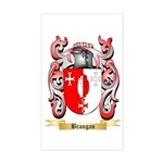 Brangan Sticker (Rectangle)
