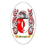 Brangan Sticker (Oval)