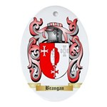 Brangan Ornament (Oval)