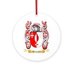 Brangan Ornament (Round)