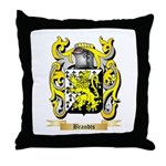 Brandts Throw Pillow