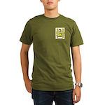 Brandoni Organic Men's T-Shirt (dark)