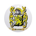 Brandone Ornament (Round)