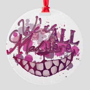 All Mad Here Ornament