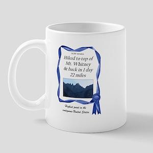 Mt. Whitney Mug
