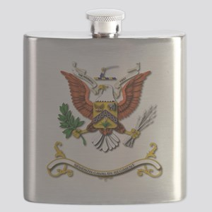 7th Cavalry Regiment Flask