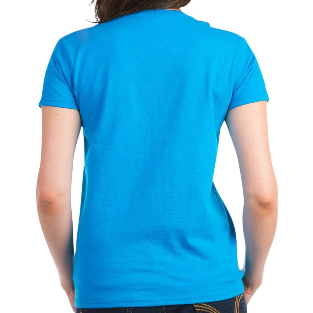 CafePress-Retired-Navy-Women-039-s-Dark-T-Shirt-Women-039-s-Cotton-T-Shirt-84039679 thumbnail 17