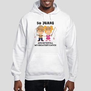 10th Anniversary Moose Hooded Sweatshirt