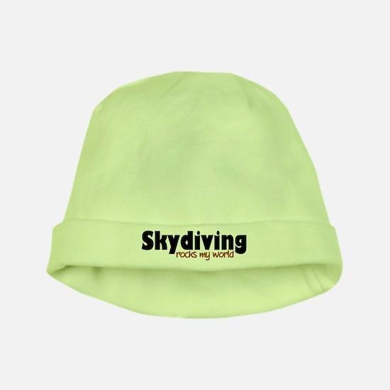 'Skydiving' baby hat