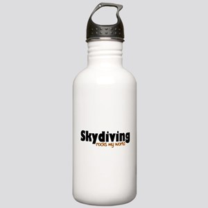 'Skydiving' Stainless Water Bottle 1.0L