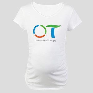 Circle OOT Maternity T-Shirt