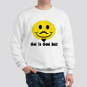 Shakespear Happy Face Sweatshirt