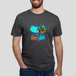 REEF CRUISER Mens Tri-blend T-Shirt