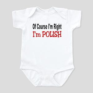 POLISH Infant Bodysuit