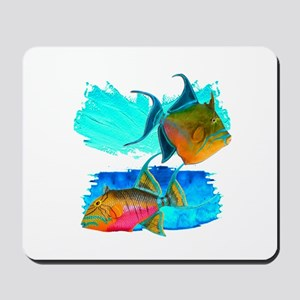 REEF CRUISER Mousepad