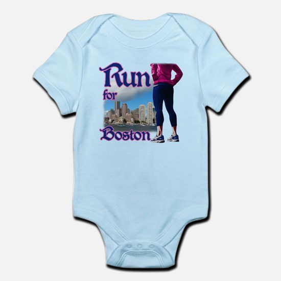 Run for Boston, MA Body Suit