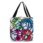 GMTS Logo in Color Polyester Tote Bag