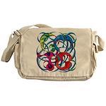 GMTS Logo in Color Messenger Bag