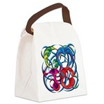 GMTS Logo in Color Canvas Lunch Bag