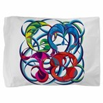 GMTS Logo in Color Pillow Sham