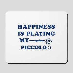 Piccolo Vector Designs Mousepad