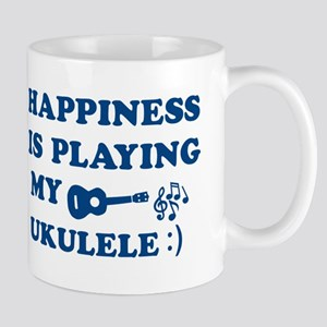Ukulele Vector Designs Mug