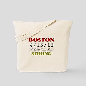 BOSTON STRONG 2 Tote Bag
